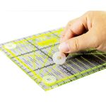 Ruler Grips for Templates & Rulers -Non-Slip Silicone by OzQuilts Accessories for Templates - OzQuilts