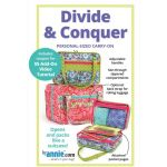 Divide & Conquer Pattern by Annie Unrein by By Annie Bag Patterns - OzQuilts