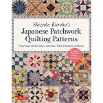 Shizuko Kuroha's Japanese Patchwork by Shizuko Kuroha by Tuttle Japanese & Sashiko - OzQuilts