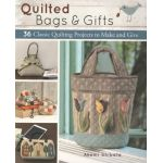 Quilted Bags and Gifts - 36 Classic Quilting Projects to Make and Give by Akemi Shibata by World Book Media LLC Bag Patterns & Books - OzQuilts