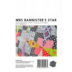 Mrs Bannister's Star Acrylic Template by Jen Kingwell Designs by Jen Kingwell Designs Jen Kingwell Designs Templates - OzQuilts