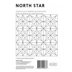 North Star Tempter Patchwork Quilt Block Template set by Jen Kingwell Designs by Jen Kingwell Designs Jen Kingwell Designs Templates - OzQuilts