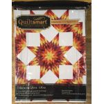 Quiltsmart Broken Lone Star Queen Size Quilt Kit by Quiltsmart Quiltsmart Kits - OzQuilts