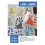 Lana Lemur Quilts Pattern by Elizabeth Hartman by Elizabeth Hartman Elizabeth Hartman - OzQuilts