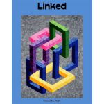 Linked Quilt Pattern by Ruth Ann Berry by Quilters Clinic 3D Quilts - OzQuilts