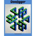 Doojigger Quilt Pattern by Ruth Ann Berry by Quilters Clinic 3D Quilts - OzQuilts