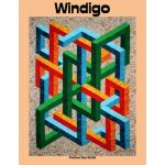 Windigo Quilt Pattern by Ruth Ann Berry by Quilters Clinic 3D Quilts - OzQuilts
