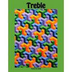 Treble Quilt Pattern by Ruth Ann Berry by Quilters Clinic 3D Quilts - OzQuilts