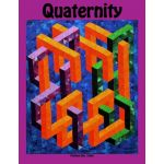 Quaternity Quilt Pattern by Ruth Ann Berry by Quilters Clinic 3D Quilts - OzQuilts
