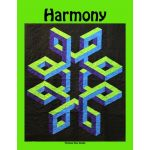 Harmony Quilt Pattern by Ruth Ann Berry by Quilters Clinic 3D Quilts - OzQuilts