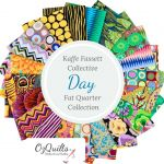 Kaffe Fassett Collective Classics - Day - 20  Fat Quarters by The Kaffe Fassett Collective Fat Quarter Packs - OzQuilts
