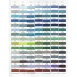 Wonderfil Polyfastª 40wt Trilobal Polyester Thread 1000m spool - P2117 Navy Blue by Wonderfil Polyfast 40wt Trilobal Polyester - OzQuilts