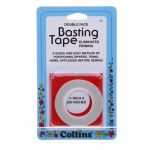 Double Face Basting Tape by Collins 1/8 inches x 200 inches by Collins Other Notions - OzQuilts