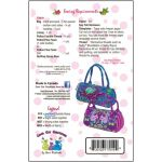 The Layla Bag Pattern by Cool Cat Creations by Cool Cat Creations Bag Patterns - OzQuilts