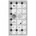 "Creative Grids Quilt Ruler 3.5"" x 6.5"" by Creative Grids Rectangle Rulers - OzQuilts"