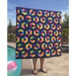 Pool Party Cut Loose Press Pattern by Cut Loose Press Patterns Quilt Patterns - OzQuilts