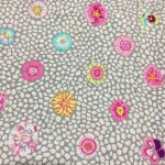 Guinea Flower - Grey by The Kaffe Fassett Collective Guinea Flower - OzQuilts