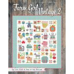 Farm GIrl Vintage 2 Book by Lori Holt fo Bee in my Bonnet by Lori Holt from Bee in My Bonnet Quilt Books - OzQuilts