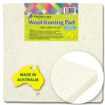 "Matilda's Own Wool Ironing Pad 150cm x 50cm / 60"" x 20"" by  Great Gift Ideas - OzQuilts"
