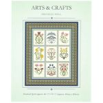 Arts & Crafts Sampler Quilt Pattern by Michelle Hill by Michelle Hill - William Morris in Quilting Applique - OzQuilts