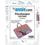 Piecekeeper Pattern by Annie Unrein - A beginners pattern by ByAnnie Bag Patterns - OzQuilts