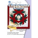Christmas Cube Pattern Pattern & Acrylic Templates by Karen Combs by Karen Combs 3D Quilts - OzQuilts