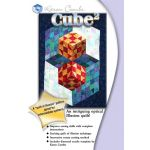 Cube Squared Quilt Pattern + Acrylic Template by Karen Combs by Karen Combs 3D Quilts - OzQuilts
