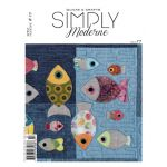 Quarterly Simply Modern Magazine 17 by Quiltmania Quiltmania - OzQuilts