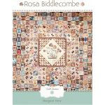 Rosa Biddlecombe Quilt Pattern by Margaret Mew by Paper Pieces EPP Patterns & Books - OzQuilts