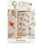 Feathers Quilt Pattern by The Pattern Basket Quilt Patterns - OzQuilts