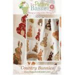 Country Bunnies Quilt Pattern by Margot Languedoc by Pattern Basket Quilt Patterns - OzQuilts