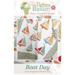 Boat Day Quilt Pattern by Margot Languedoc by Pattern Basket Quilt Patterns - OzQuilts