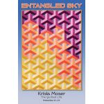 Entangled Sky Quilt Pattern by Krista Moser by The Quilted Life Quilt Patterns - OzQuilts