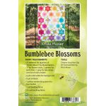 Bumblebee Blossoms Quilt Pattern by Krista Moder by The Quilted Life Quilt Patterns - OzQuilts