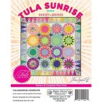 Tula Sunrise Complete English Paper Piece Pack (Pattern Included) by Tula Pink by Tula Pink EPP Patterns & Books - OzQuilts