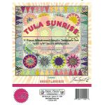 Tula Sunrise Windowed 11 Piece Acrylic Template Set by Tula Pnk by Tula Pink EPP Templates - OzQuilts