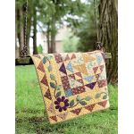 Autumn Bouquet Patchwork & Applique Quilts from Reproduction Prints by Sharon Keightley by Martingale & Company Reproduction & Traditional - OzQuilts