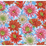 Cactus Flower - Multi by The Kaffe Fassett Collective Cactus Flower - OzQuilts