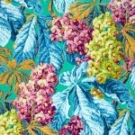 Horse Chestnut - Green by The Kaffe Fassett Collective Horse Chestnut - OzQuilts
