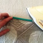 """Matilda's Own Wool Ironing Pad 150cm x 50cm / 60"""" x 20"""" by  Great Gift Ideas - OzQuilts"""