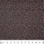 Bush Seeds Black by Cindy Wallace by M & S Textiles Coming Soon - OzQuilts