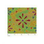 Aboriginal Art Fabric 12 Fat Quarter Bundle - Rainbow Set 1 by M & S Textiles Fat Quarter Packs - OzQuilts