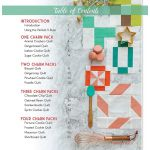 Perfect 5 Quilts Book by It's Sew Emma Pre-cuts & Scraps - OzQuilts