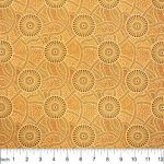Kangaroo Path Yellow by Roseanne Morton by M & S Textiles Coming Soon - OzQuilts