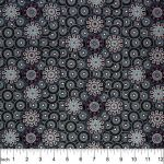 Ladies Collecting Wild Fruits Black by Jocelyn Bird by M & S Textiles Coming Soon - OzQuilts