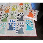 Lana Lemur Quilt Kit Adventure by Elizabeth Hartman -Includes Fabric, binding and pattern by  Elizabeth Hartman - OzQuilts