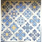 Arabesque Quilt Pattern by Michelle Hill by Michelle Hill - William Morris in Quilting Applique - OzQuilts