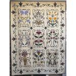 A William Morris Garden Quilt Pattern by Michelle Hill by Michelle Hill - William Morris in Quilting Applique - OzQuilts