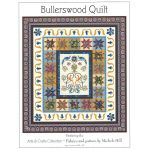 Bullerswood Quilt pattern by Michele Hill by Michelle Hill - William Morris in Quilting Applique - OzQuilts