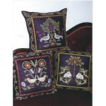 William Morris Trio Of Cushions Pattern by Michelle Hill by Michelle Hill - William Morris in Quilting Applique - OzQuilts